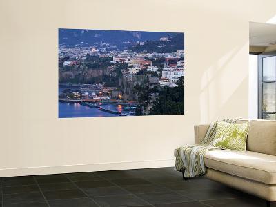 Marina Grande, Sorrento, Campania, Italy-Walter Bibikow-Giant Art Print