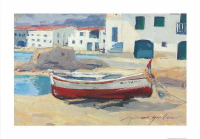 Marina I-Tomas Guillen-Art Print