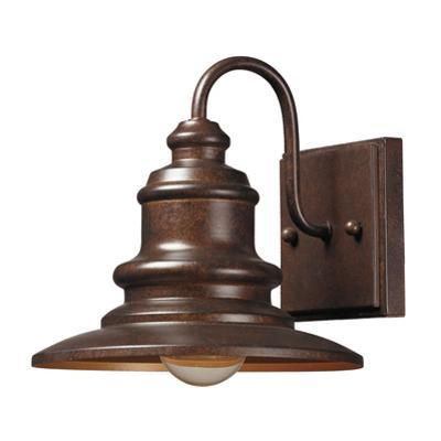 Marina Outdoor Sconce - Bronze