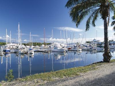 Marina, Port Douglas, Queensland, Australia-Rob Cousins-Photographic Print