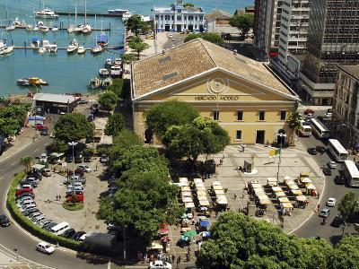 Marina, Salvador, Bahia, Brazil-Anthony Asael-Photographic Print