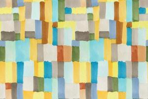 Multicolor Abstract Pattern by Marina Zakharova
