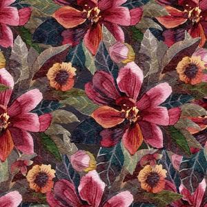Watercolor Flowers by Marina Zakharova