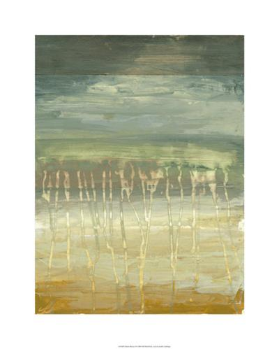 Marine Abstract II-Jennifer Goldberger-Limited Edition