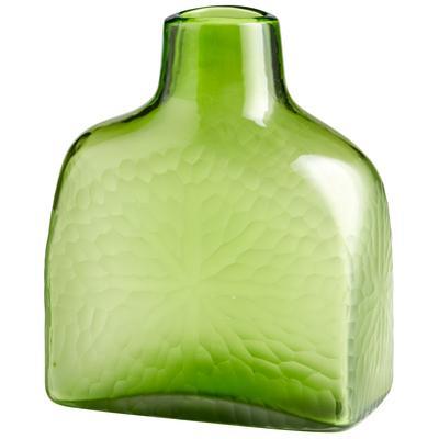 Marine Green Vase - Small
