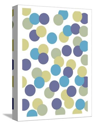 Marine Spots-Denise Duplock-Stretched Canvas Print