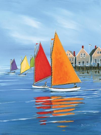 Mariner's Landing-Sally Caldwell Fisher-Art Print