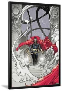 Doctor Strange: From the Marvel Vault No.1 Cover: Dr. Strange by Mario Alberti