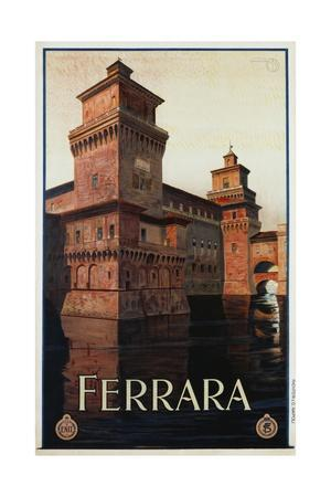 Ferrara Poster
