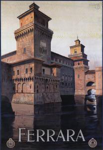 Ferrara by Mario Borgoni