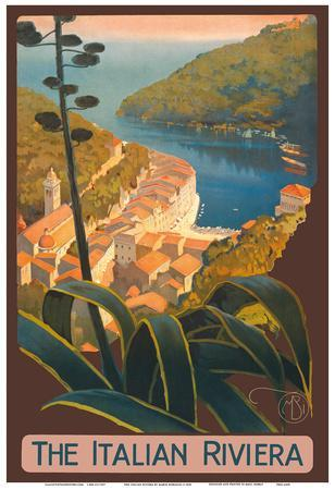 The Italian Riviera - Portofino, Italy