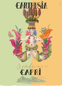 Mermaid of Capri - Carthusia Perfumes by Mario Laboccetta