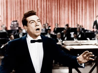Mario Lanza, ca. 1950s--Photo