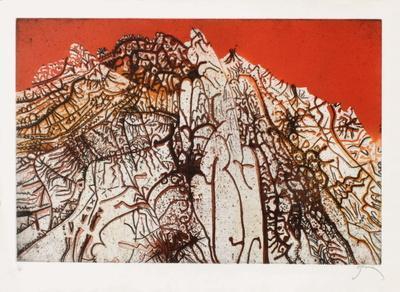 Alpilles rouges