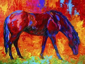 Bay Mare II by Marion Rose