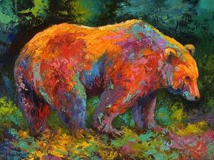 Deep Woods Grizz by Marion Rose