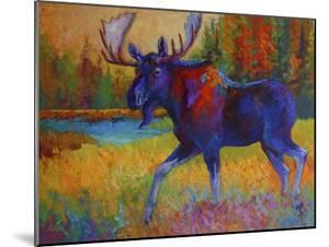 Majestic Moose by Marion Rose
