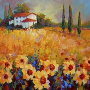 Tuscan Sunflowers by Marion Rose