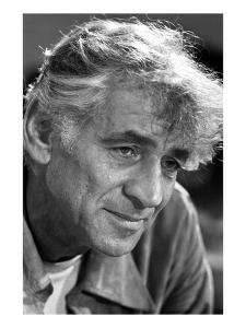 Leonard Bernstein by Marion S. Trikosko