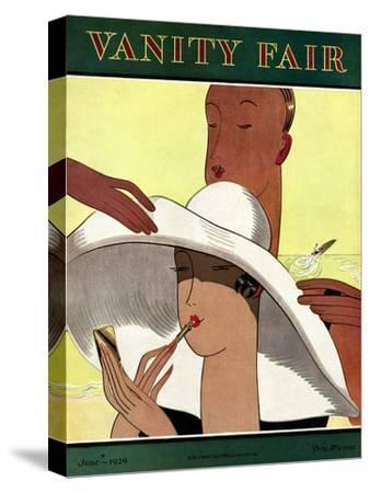 Vanity Fair Cover - June 1929