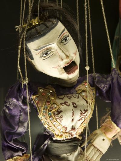 Marionet, Museu Da Marioneta, Sao Bento, Lisbon, Portugal-Greg Elms-Photographic Print