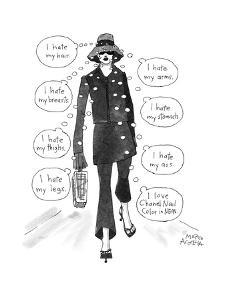 Cartoon by Marisa Acocella Marchetto
