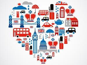 London Heart by Marish