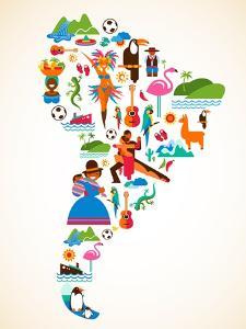 South America Love by Marish