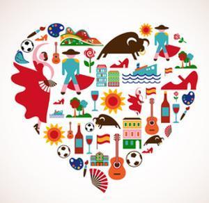 Spain Love by Marish
