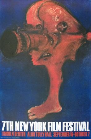 7th New York Film Festival, 1969