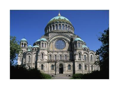 Maritime Cathedral--Giclee Print