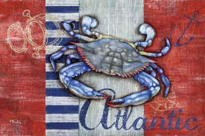 Maritime Crab-Paul Brent-Art Print
