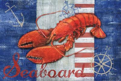 Maritime Lobster-Paul Brent-Art Print