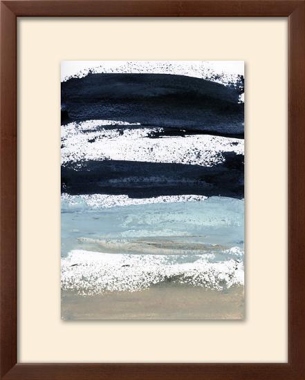 Maritime-Iris Lehnhardt-Framed Float Mount