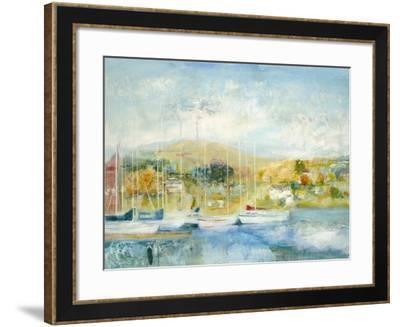 Maritime-Jill Martin-Framed Art Print