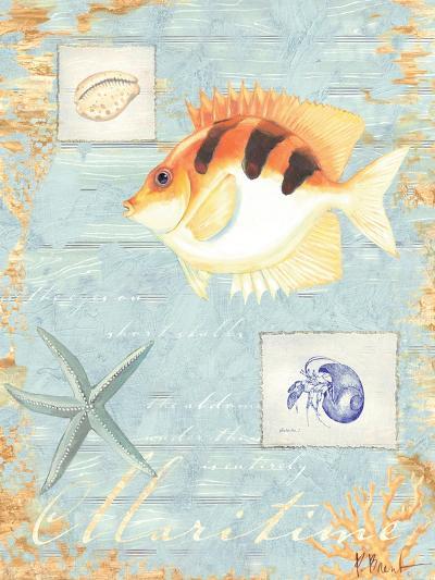 Maritime-Paul Brent-Art Print