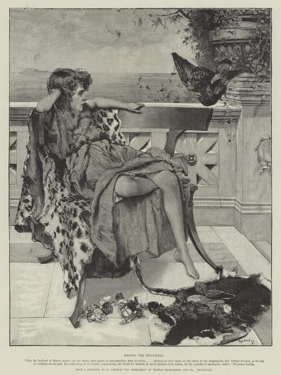 Marius the Epicurean-Reginald Arthur-Giclee Print