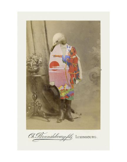 Marius-Philippe Debongnie-Art Print