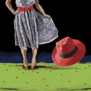 The Red Hat, 2008 by Marjorie Weiss