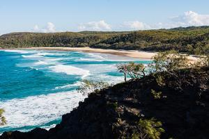 Alexandria Bay, Noosa National Park, Sunshine Coast, Queensland, Australia by Mark A Johnson
