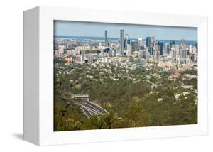 Brisbane, Queensland, Australia by Mark A Johnson