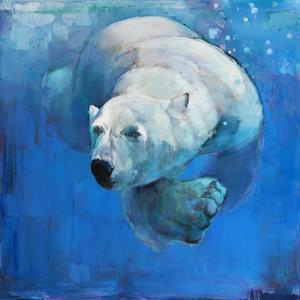 Deep Blue, 2016 by Mark Adlington