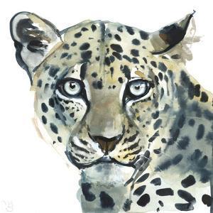 Leopard, 2015, by Mark Adlington