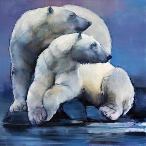 Moon Bears, 2016 by Mark Adlington