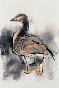 Spitalfields Goose, 1997 by Mark Adlington