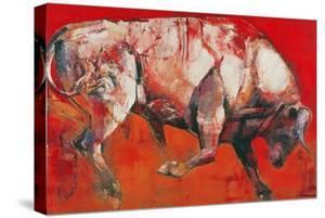 The White Bull, 1999 by Mark Adlington