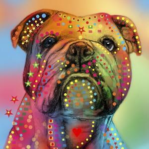 Bulldog by Mark Ashkenazi