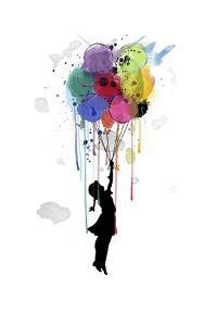 Drips Balloon by Mark Ashkenazi