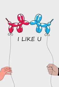 I Like U 2 by Mark Ashkenazi