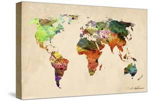 Map by Mark Ashkenazi